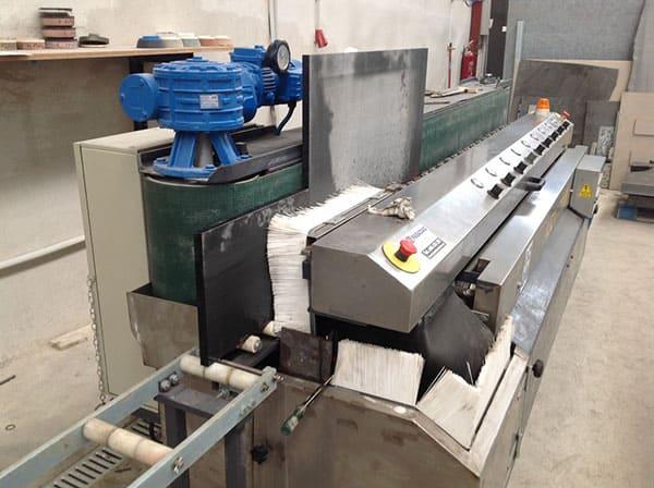 Máquina para corte de mármol y granito